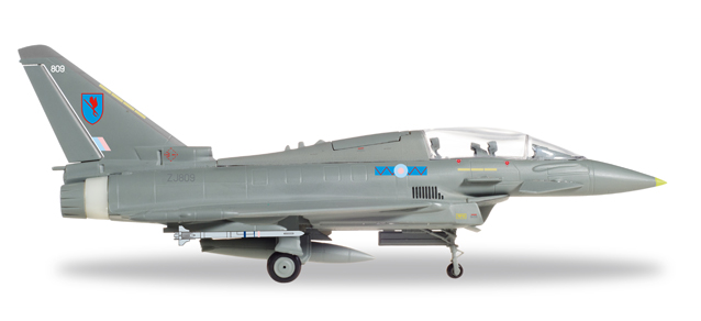 Royal Air Force - Eurofighter Typhoon T3 (Herpa Wings 1:72)