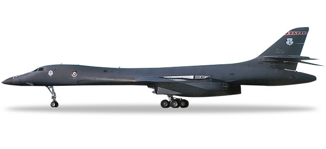 US Air Force - Rockwell B-1B Lancer (Herpa Wings 1:200)