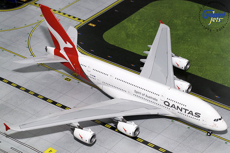 Qantas Airways - Airbus A380-800 (GeminiJets 1:200)