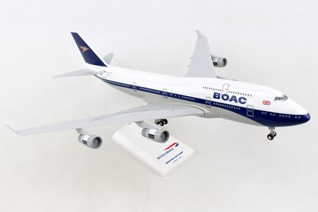 British Airways - Boeing 747-400 (Skymarks 1:200)
