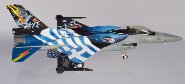 Hellenic Air Force - Lockheed Martin F-16C  (Herpa Wings 1:72)