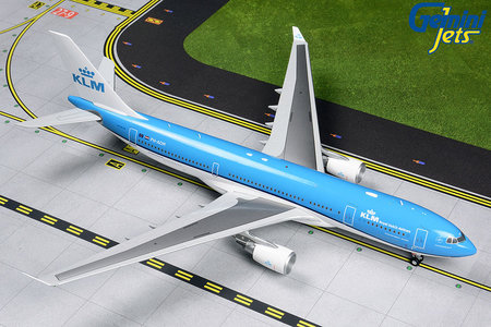 KLM Royal Dutch Airlines - Airbus A330-200 (GeminiJets 1:200)