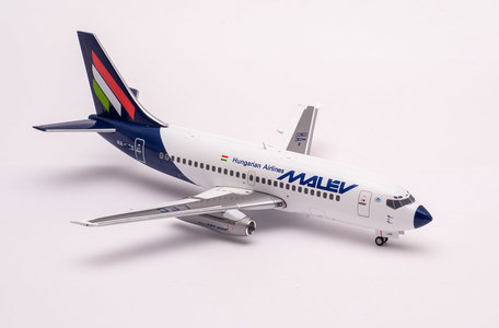 Malév Hungarian Airlines - Boeing 737-200 (Herpa Wings 1:200)