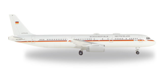 Luftwaffe Flugbereitschaft - Airbus A321 (Herpa Wings 1:500)