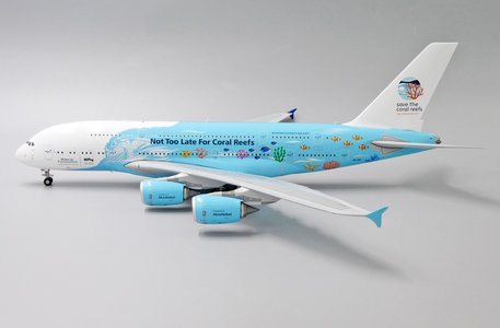 Hifly - Airbus A380 (JC Wings 1:200)