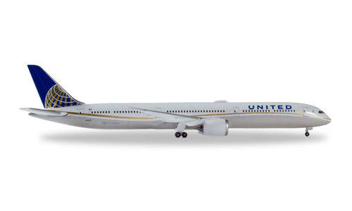 United Airlines - Boeing 787-10 (Herpa Wings 1:500)