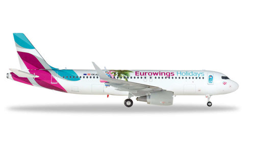 Eurowings Europe - Airbus A320 (Herpa Wings 1:200)