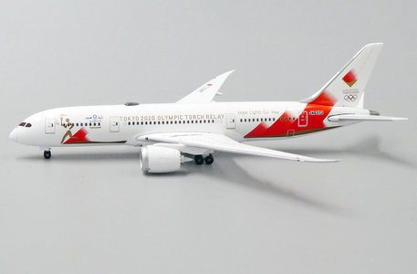 JAL/ANA Torch Relay - Boeing 787-8 (JC Wings 1:500)