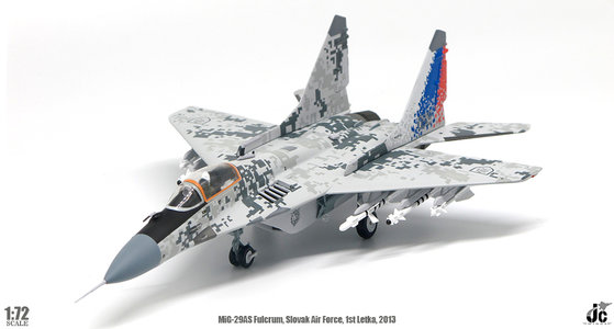 Slovak Air Force - MiG-29AS Fulcrum (JC Wings 1:72)
