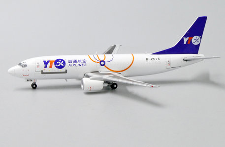 YTO Cargo Airlines - Boeing 737-300(SF) (JC Wings 1:400)