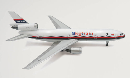 Laker Airways - Douglas DC-10-10 (Herpa Wings 1:500)