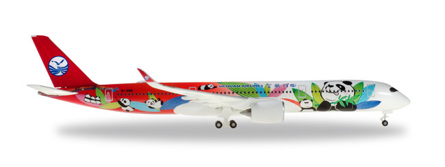 Sichuan Airlines - Airbus A350-900 (Herpa Wings 1:500)