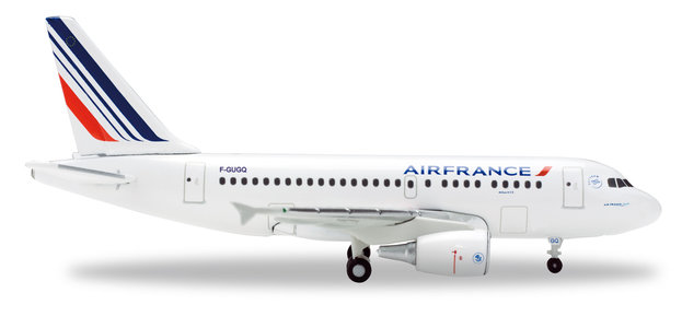 Air France - Airbus A318 (Herpa Wings 1:500)