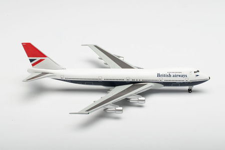 British Airways - Boeing 747-100 (Herpa Wings 1:500)