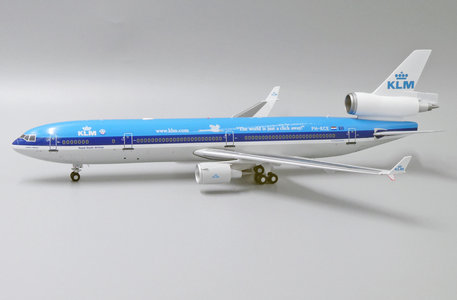 KLM - McDonnell Douglas MD-11 (JC Wings 1:200)