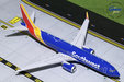 Southwest Airlines - Boeing 737 MAX 8 (GeminiJets 1:200)