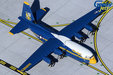 United States Marines (Blue Angels) - Lockheed C-130J Hercules (GeminiJets 1:400)