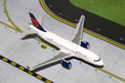 Delta Air Lines - Airbus A319 (GeminiJets 1:200)